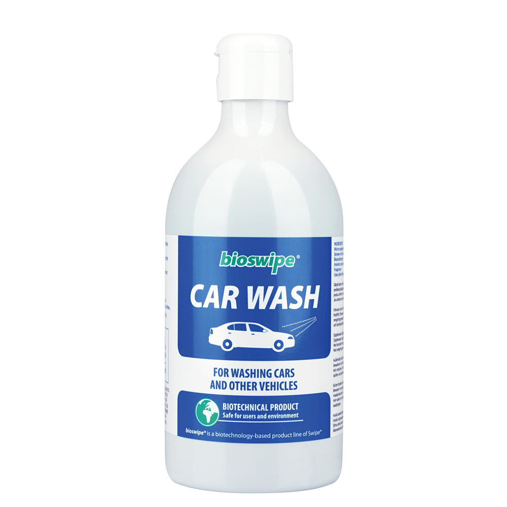 Bioswipe Car Wash